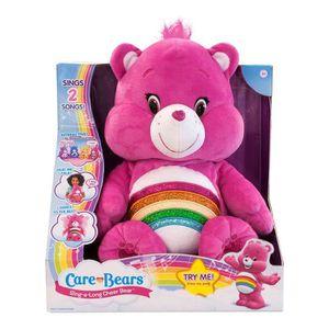 PELUCHE Interactive Bears de soins de chant