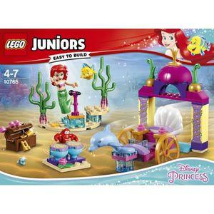 ASSEMBLAGE CONSTRUCTION LEGO® Juniors Disney Princess 10765  Le Concert So