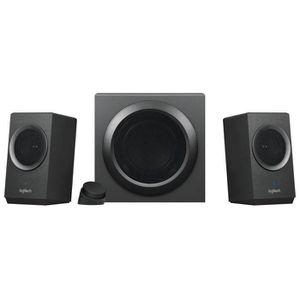 ENCEINTES ORDINATEUR LOGITECH Enceintes Bluetooth Z337  noir