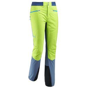 PANTALON DE SPORT Pantalon Softshell Millet Touring Speed Xcs Bleu H
