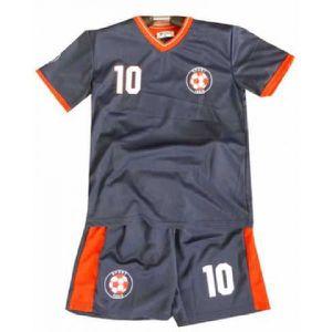 TENUE DE FOOTBALL Ensemble enfant football PSG : maillot + short foo