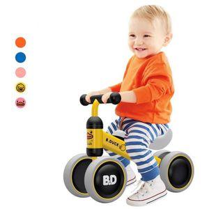 VÉLO ENFANT Vélo Bébé sans Pédales Draisienne 10-24 Mois Baby