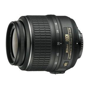 OBJECTIF Nikon AF-S DX NIKKOR 18-55mm F3.5-5.6G VR