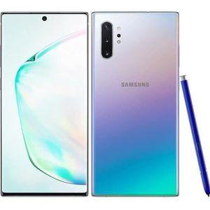 SMARTPHONE Samsung Galaxy Note 10+ 256 go Argent - Reconditio