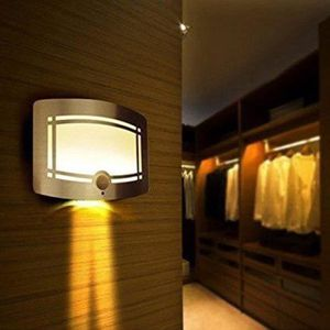 lampe led couloir avec detecteur de mouvement achat vente lampe led couloir avec detecteur. Black Bedroom Furniture Sets. Home Design Ideas