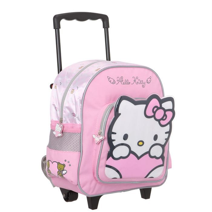 HELLO KITTY Sac à dos trolley Fille