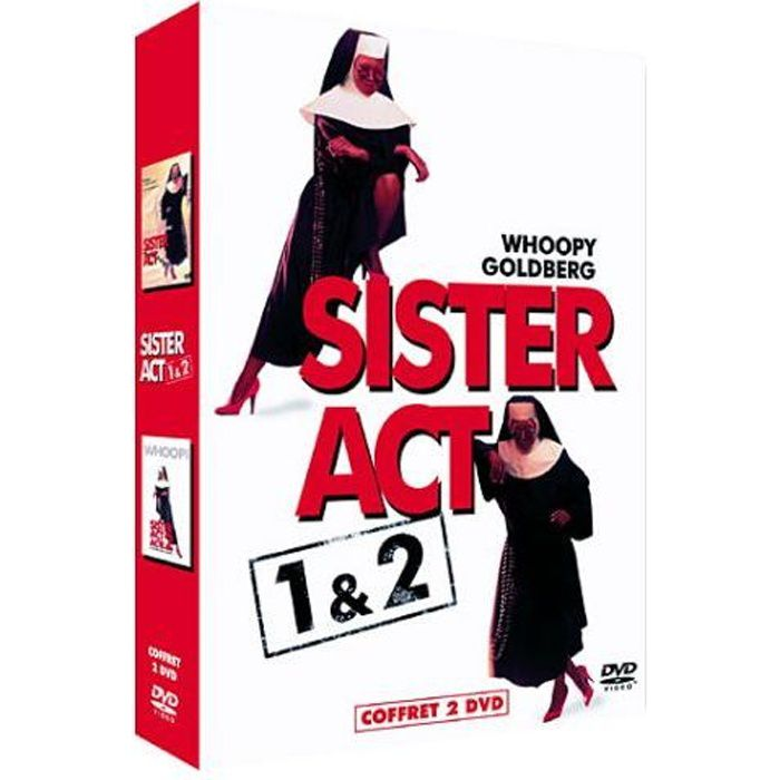 [MULTI] Sister Act 1 et 2 [DVDRiP - AC3 - TUREFRENCH]
