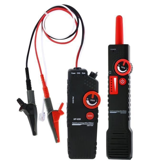 Souterrain Câble Tracker Détecteur pour 400 V AC Haute et...