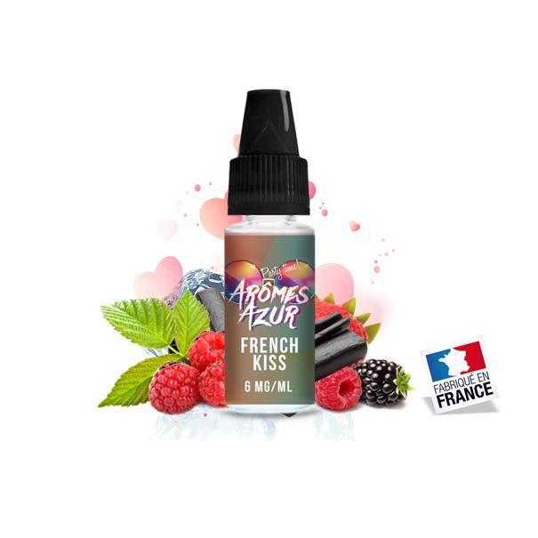 Liquide pour cigarette électronique French Kiss 6 MG