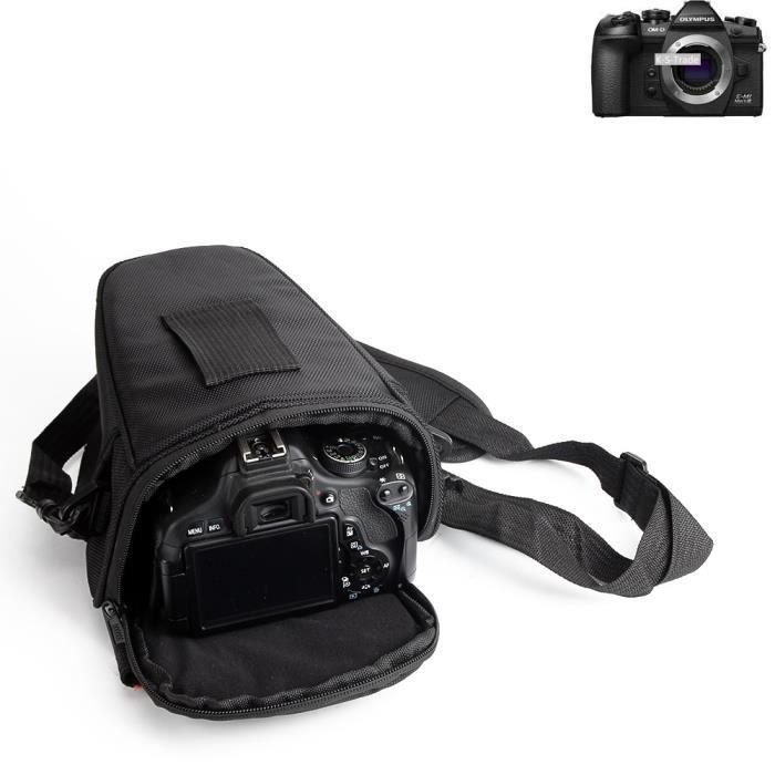 Housse protection pour Olympus OM-D E-M1 Mark III Sacoche anti-choc caméra appareil photo étanche imperméable de pluie