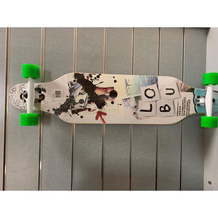 Longboard 41'' Pro Adulte/ skateboard LOBU