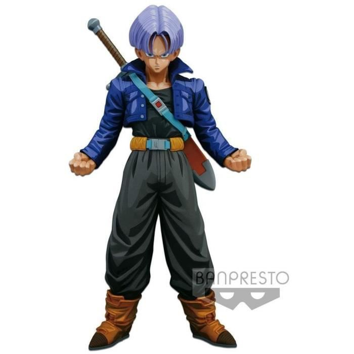 BANPRESTO - Figurine Dragon Ball Z - Master Stars Piece: Trunks