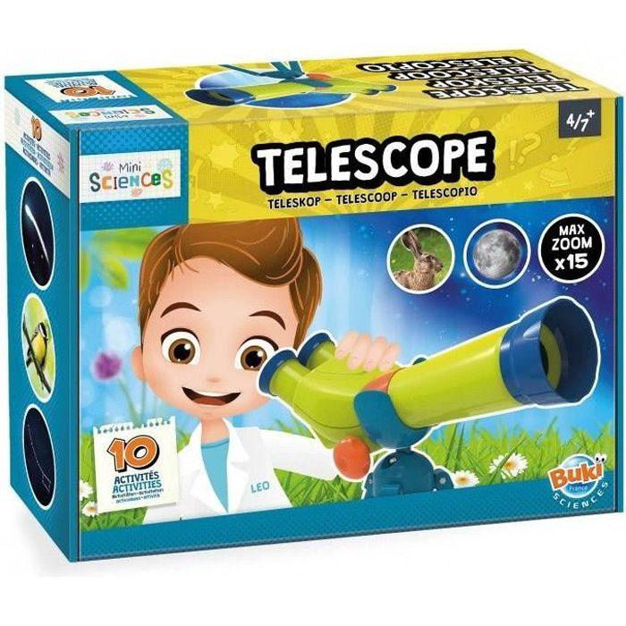Mini Sciences Télescope NC