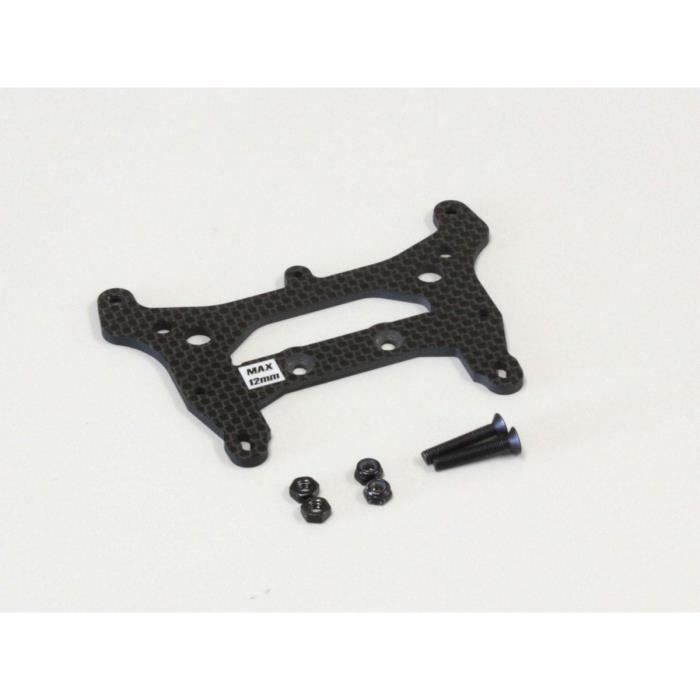 SUPPORTS AMORTISSEUR ARR CARBONE OPTION OPTIMA KYOSHO K.OTW109