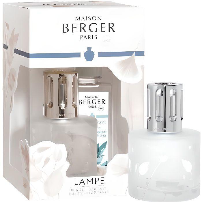 COFFRET LAMPE DIFFUSEUR DE PARFUM AROMA HAPPY - MAISON BERGER PARIS