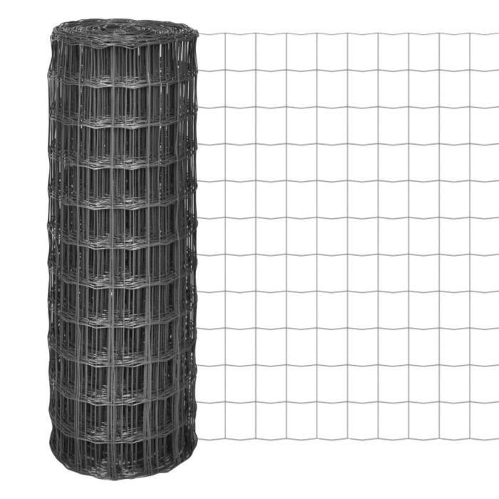 30 M/² pour cl/ôture en plastique hauteur de 1,2 m x 25 m x 30 mm et maille de volaille amovible