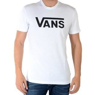 Tee Shirt Vans VGGGYB2 Blanc