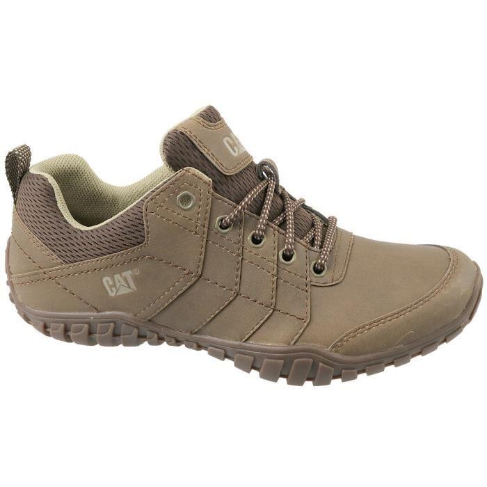 Caterpillar Instruct P722311 chaussures de randonnée pour homme Marron