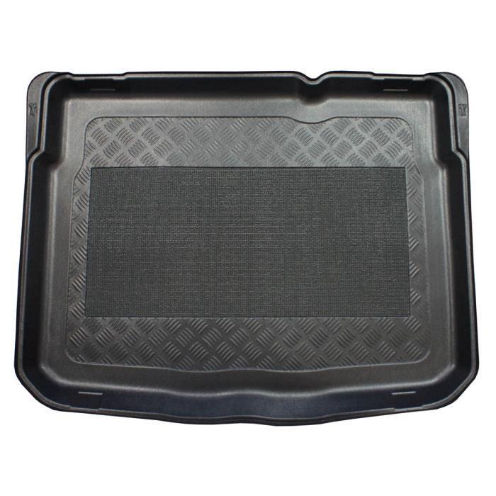 Tapis de coffre Fiat 500x 2015- MTM protection du coffre sur mesure