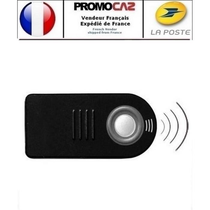 Télécommande ML-L3 pour Nikon D90 (sans fil)