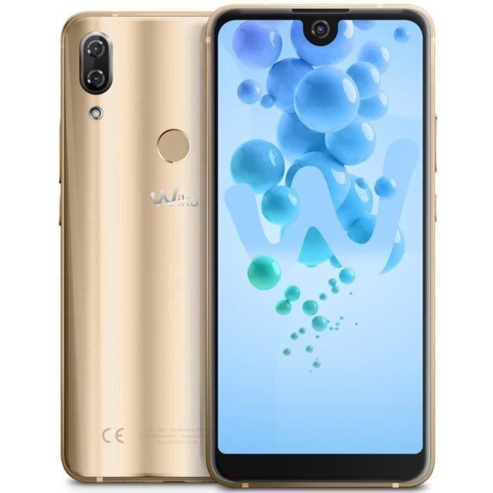 Wiko View 2 Pro Or