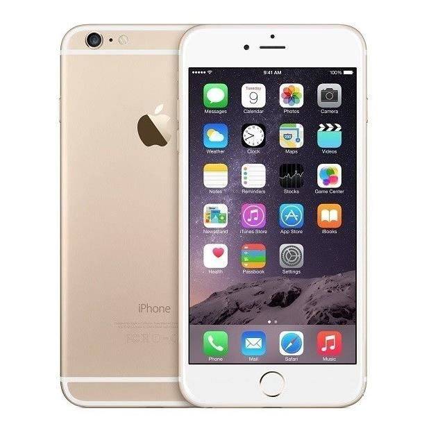 iphone 6 reconditionne 16go or achat vente iphone 6 reconditionne 16go or pas cher cdiscount. Black Bedroom Furniture Sets. Home Design Ideas