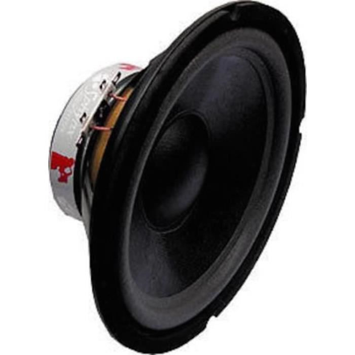 boomer haut parleur hp polypropylene woofer 100w max 135mm 8 ohms enceinte et retour avis et. Black Bedroom Furniture Sets. Home Design Ideas
