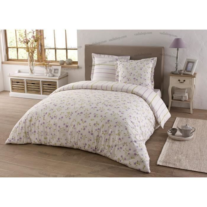 housse de couette 220x240 2 taies coton liberty achat. Black Bedroom Furniture Sets. Home Design Ideas