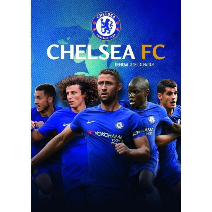 Calendrier De Lavent Football.Calendrier 2018 A3 Chelsea