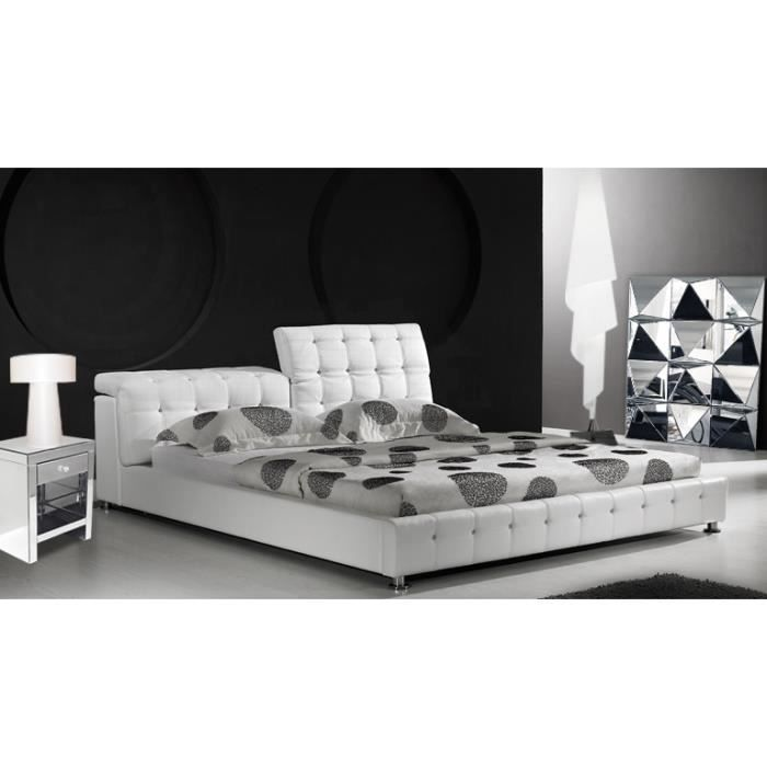 lit capitonn style baroque r glable moon 200 x 200 cm. Black Bedroom Furniture Sets. Home Design Ideas