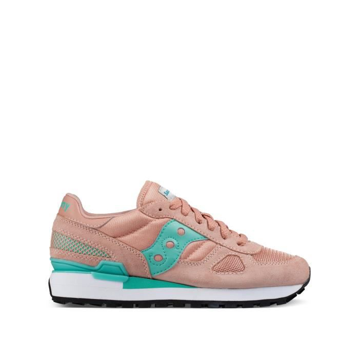 Saucony Sneakers Rose Femme