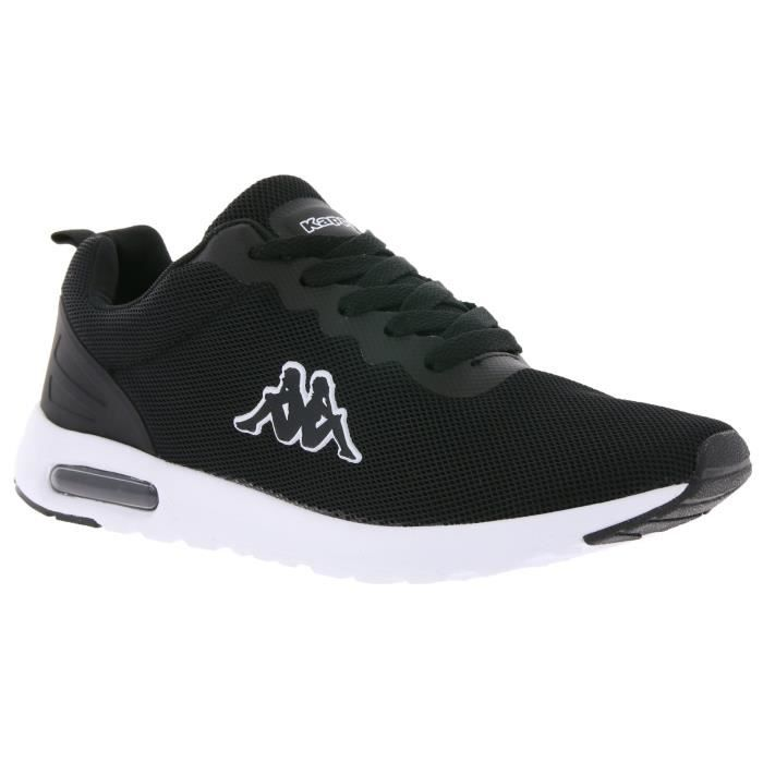 Chaussures Kappa noires Casual femme v949d