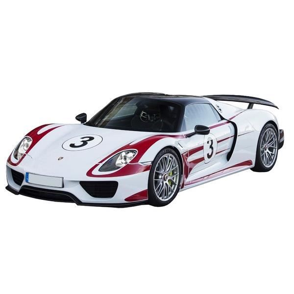 voiture t l command e porsche spyder 918 chelle 1 14 achat vente voiture enfant cdiscount. Black Bedroom Furniture Sets. Home Design Ideas