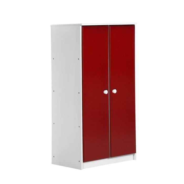 Preview for Armoire chambre 2 portes