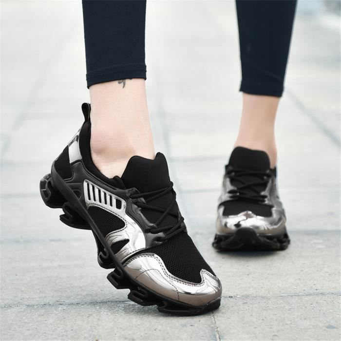 Baskets Personnalit Chaussures Extravagant Shoes Ms Taille Grande Mode Cool Respirant Durable Confortable Femme Sneakers rwq06r