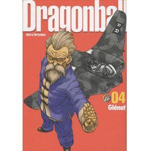 MANGA Dragon Ball perfect edition Tome 4