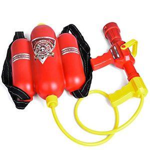 JEU D'ADRESSE Jeu D'Adresse D1ZSQ pompier jouets sac à dos fusil