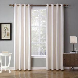 RIDEAU  1x rideaux occultants à œillets - 140 x 160cm
