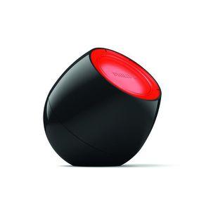 LAMPE A POSER Philips Lampe LivingColors SoundLight Noir