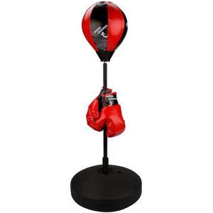 SAC DE FRAPPE Punching ball pour enfant sur pied gonflable