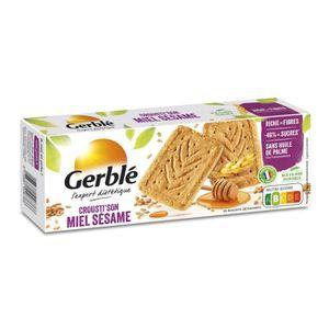 BISCUITS SECS Biscuits au miel et sésame 200 g Gerblé