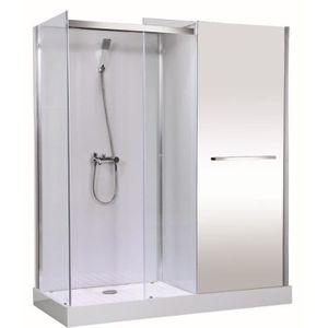 CABINE DE DOUCHE GELCO Cabine de douche meublante Fastnew 80X180 cm
