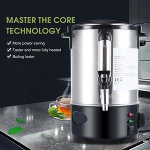 STERILISATEUR DE BOCAUX Stérilisateur électrique Inox thermostat 6L avec r