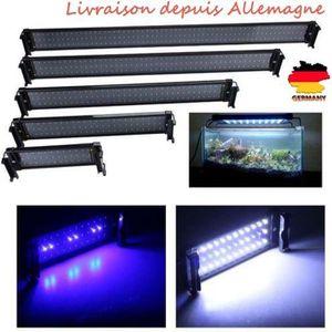 ÉCLAIRAGE 30-118cm LED Lampe pour Aquarium Lumière 2 Modèle