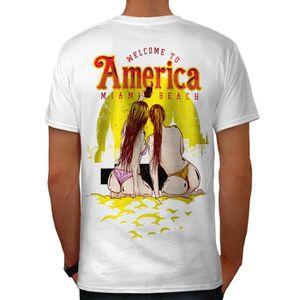 Miami Vice T-Shirt S-5XL Choisir Couleur