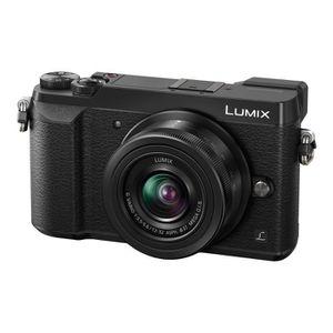 APPAREIL PHOTO HYBRIDE Panasonic Lumix G DMC-GX80 Appareil photo numériqu