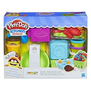 JEU DE PÂTE À MODELER Play-Doh - Pate A Modeler Play-Doh - L'épicerie cr