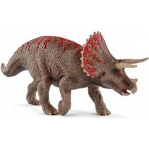 FIGURINE - PERSONNAGE SCHLEICH - Figurine 15000 - dinosaure Tricératops