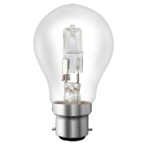 AMPOULE - LED Lampe halogène classique éco standard A55 42W B22
