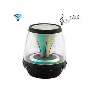 ENCEINTE NOMADE Enceinte Bluetooth d'intérieur Magic Lamp mode Min